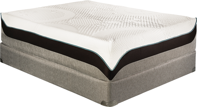 HealthRest TempaGel is the best mattress for pregnant women.