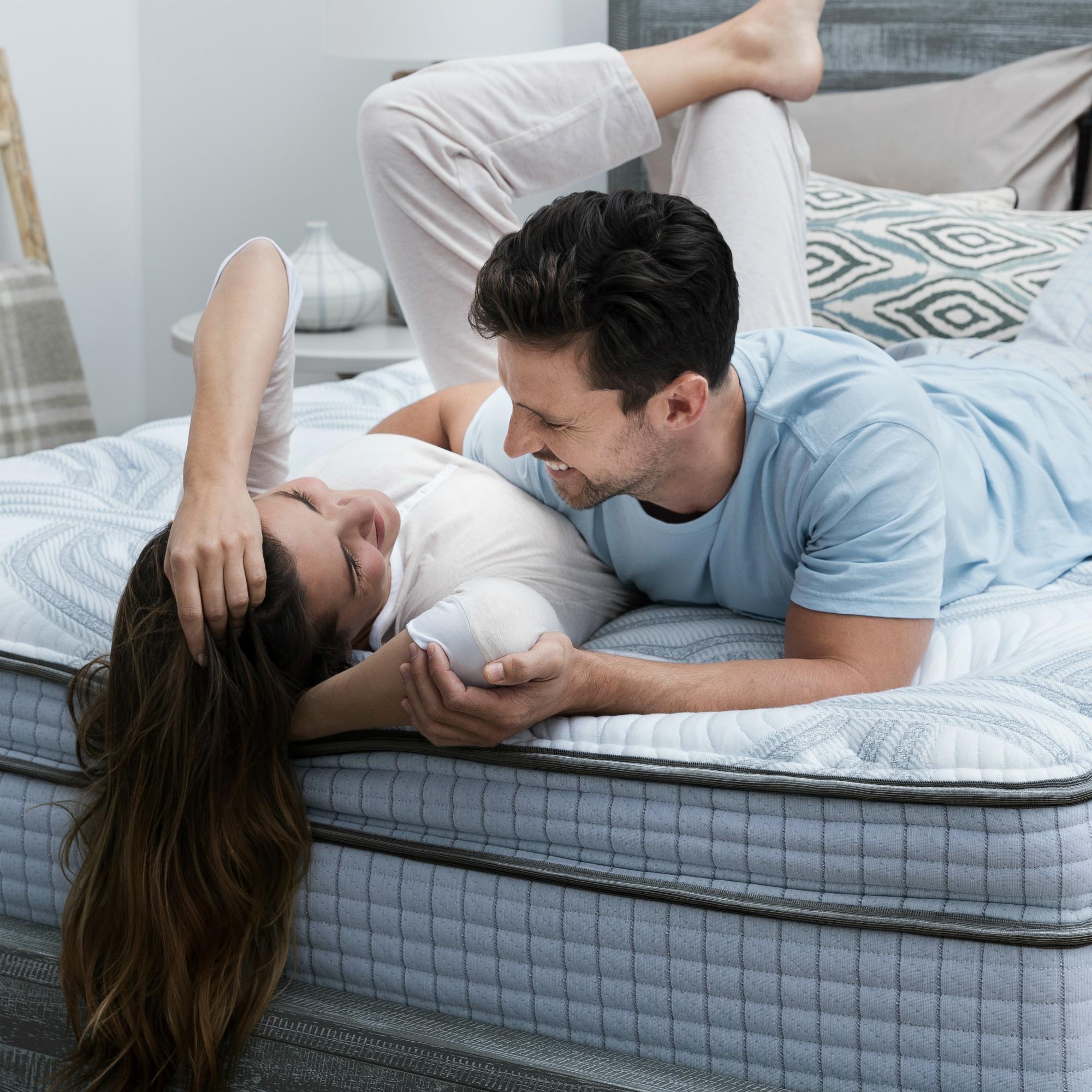 top lightbox restonic warehouse therapedic luxury mattress innergy pillow luxe reviews flint product