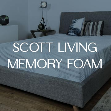 Scott Living Foam Mattresses