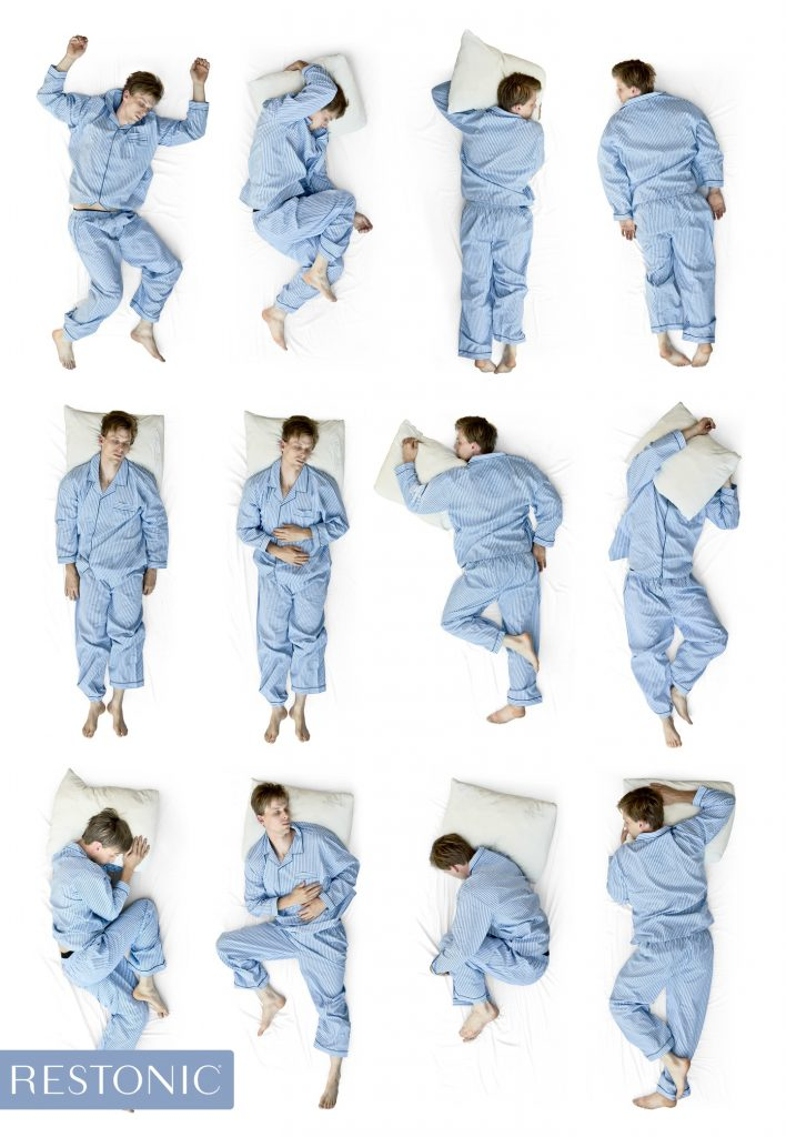 What Your Sleep Position Says About Your Personality