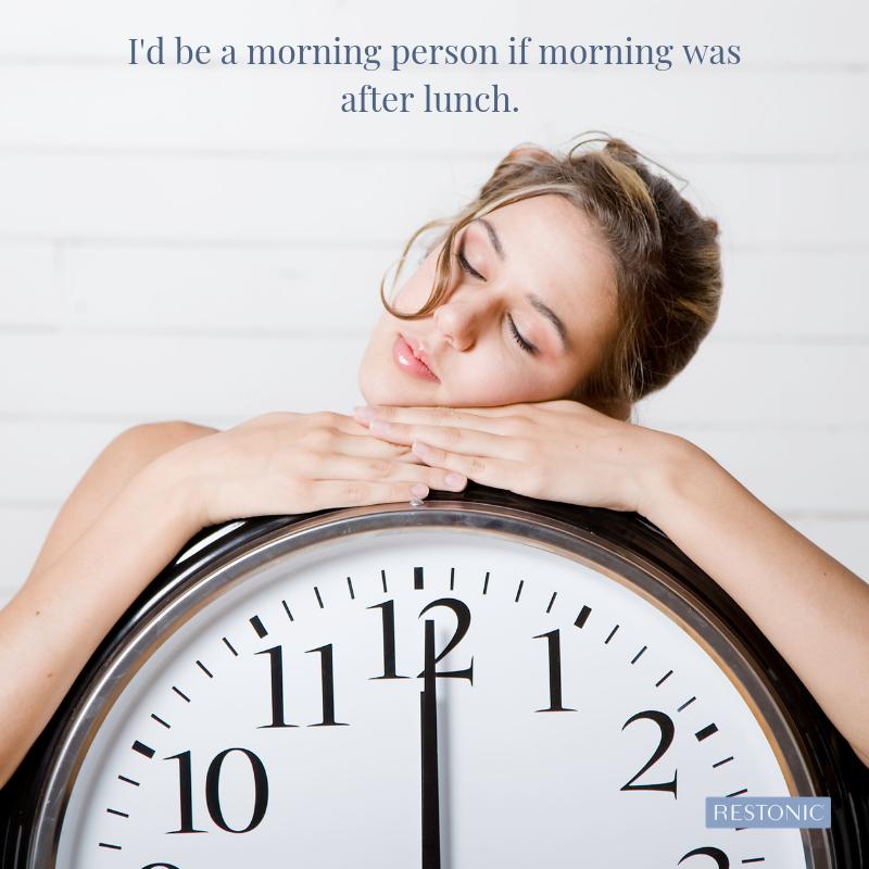 Can weekend sleep repay your weeknight sleep debt?