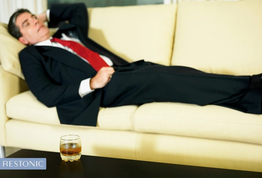 Hangovers and the Restless Sleep Alcohol Causes