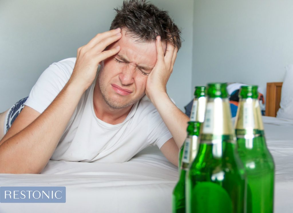 Hangovers & the Restless Sleep Alcohol Causes