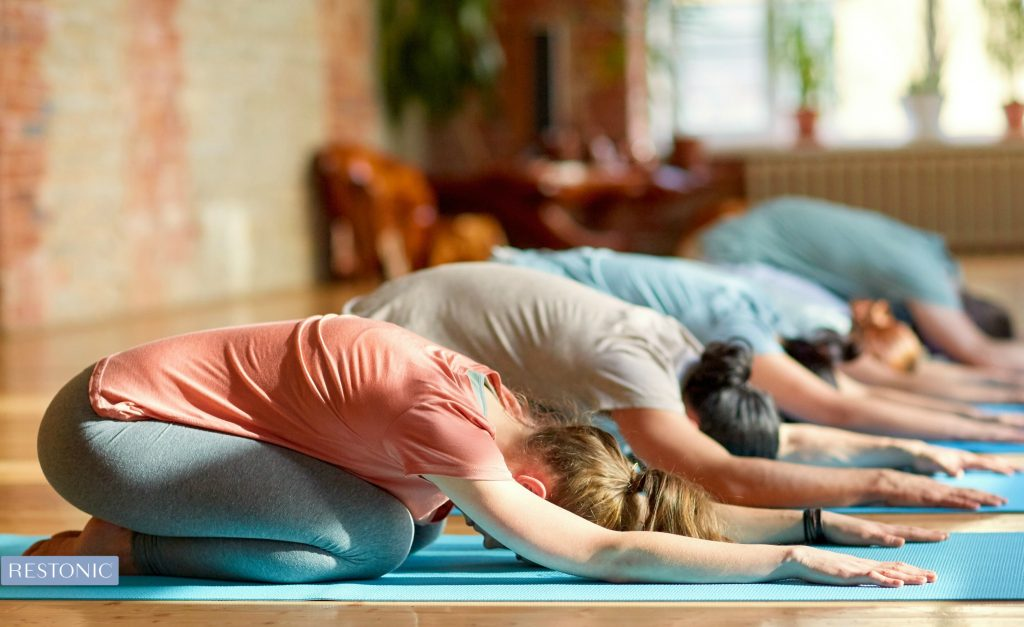 Yoga-breathing can help you wake up in the morning.