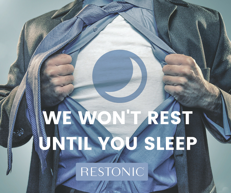 Restonic: We Won't Rest Until You Sleep | Does Your Mattress Need to be Replaced?