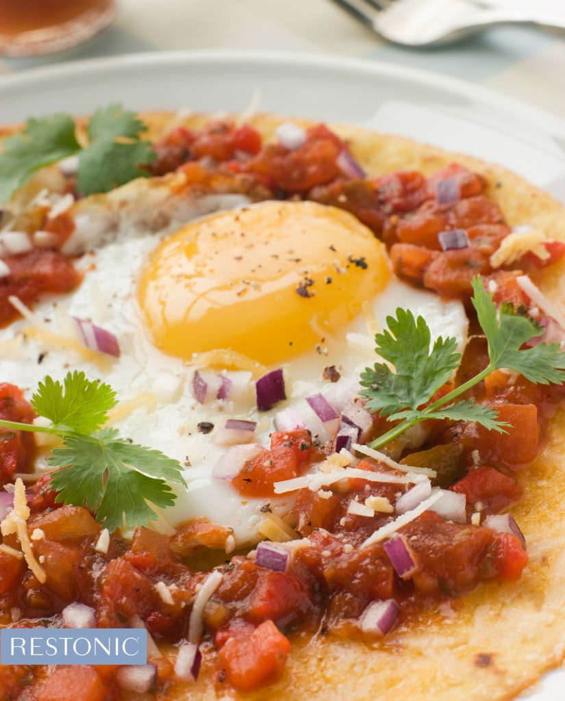 Healthy High Protein Breakfasts Huevos Rancheros