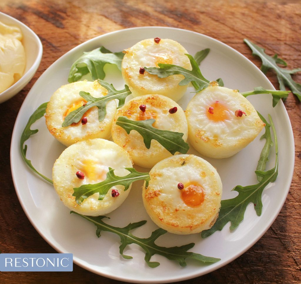 Start Your Day with High Protein Breakfast - Egg Muffins