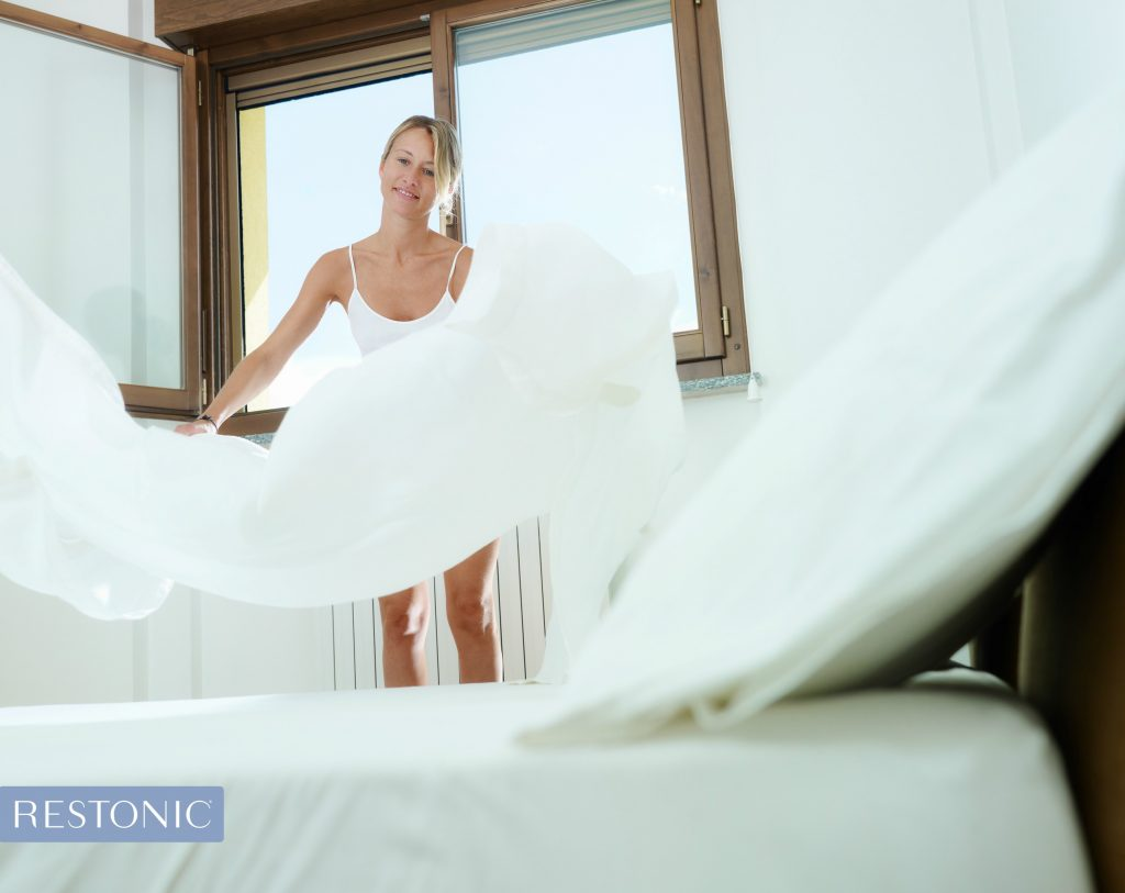 Summer Cleaning Tips to Make Your Bedroom a Sleep Friendly Oasis