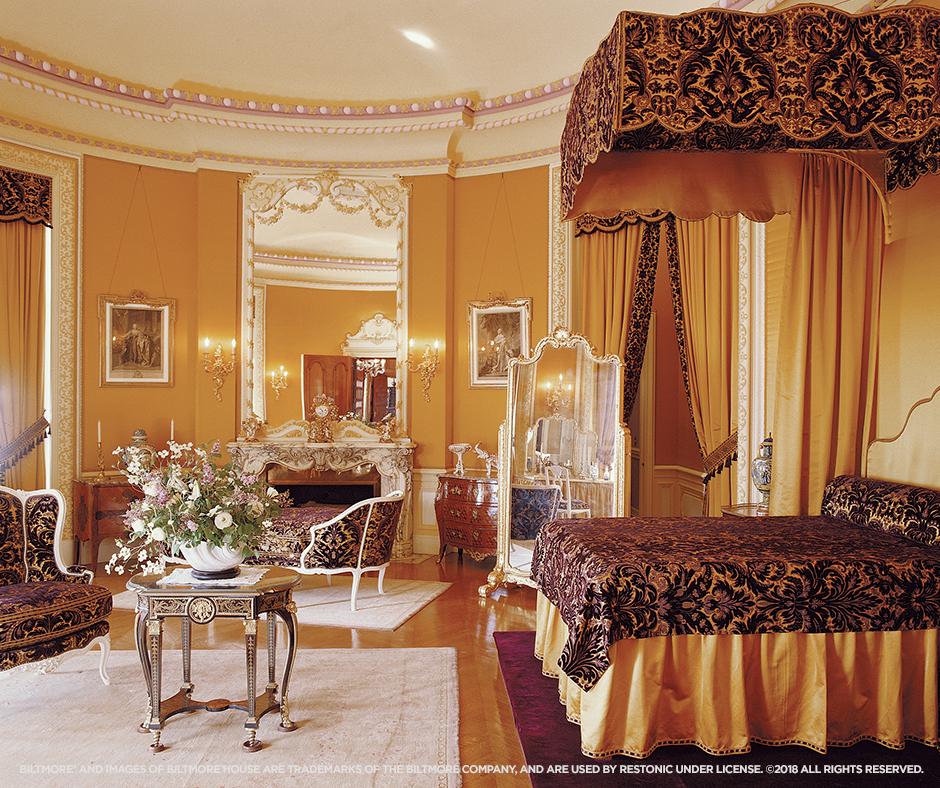 Edith Vanderbilt's Bedroom