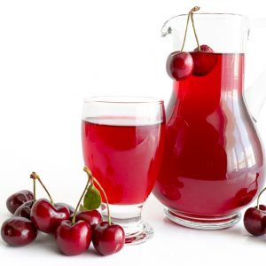 Cherry juice for better sleep