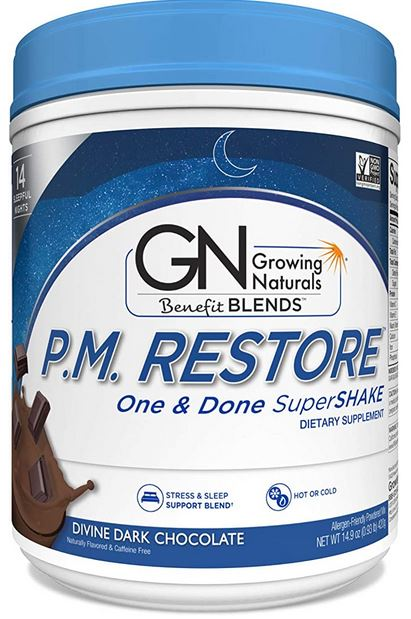 growing naturals p.m. restore