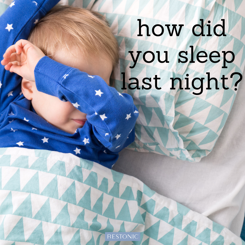 Does Your Child Have an Undiagnosed Sleep Disorder?