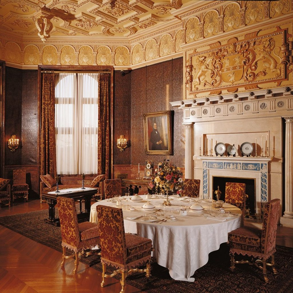 Biltmore Breakfast Room
