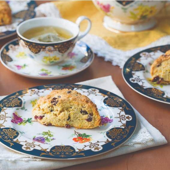 Biltmore Cranberry Orange Scones