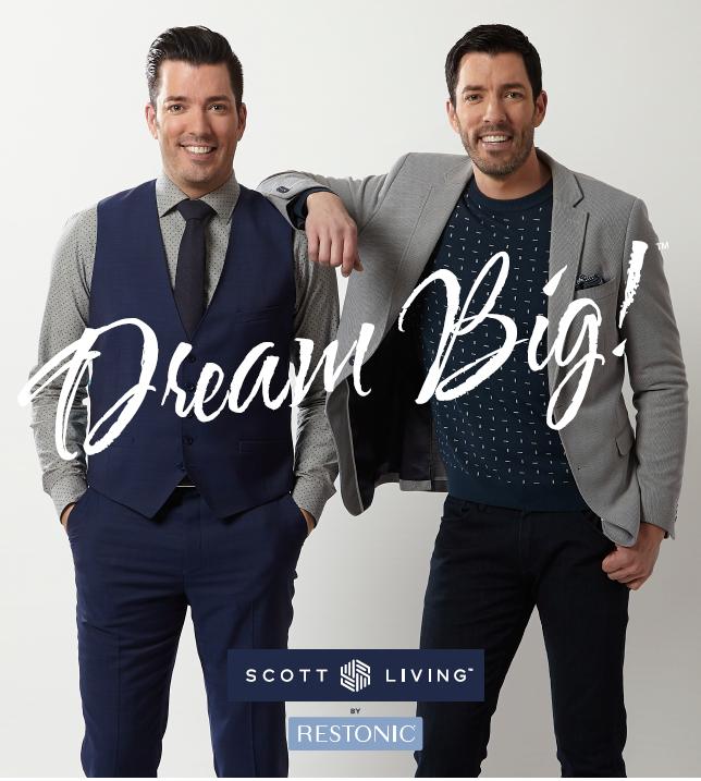Bedroom Design Trends, from HGTV's Property Brothers, Drew & Jonathan Scott