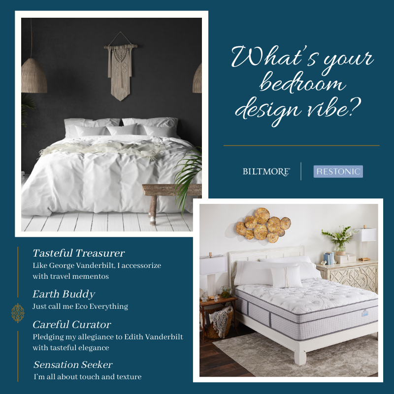 Bedroom design trends - BILTMORE