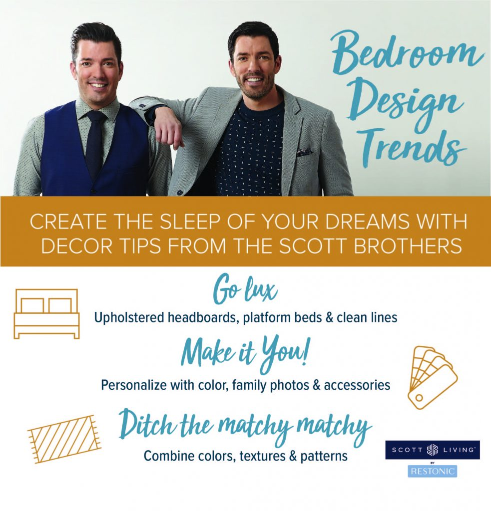 Bedroom Design Trends-Scott Living Home