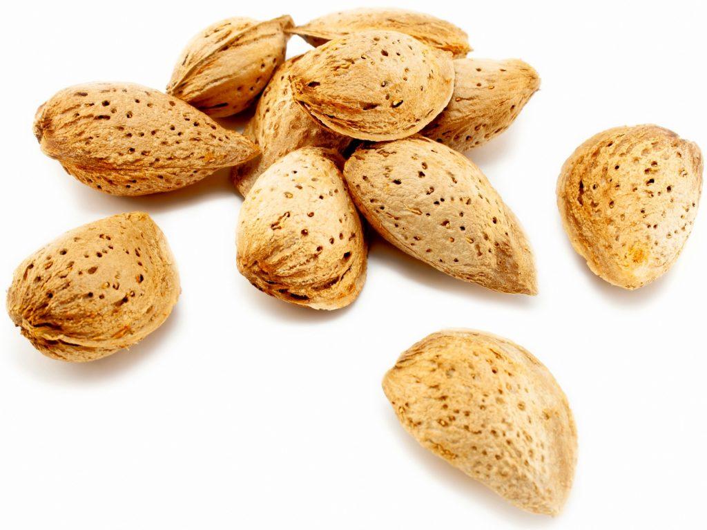 nuts - healthy bedtime snack