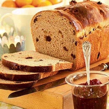 Breakfast recipe - Christmas morning spice bread
