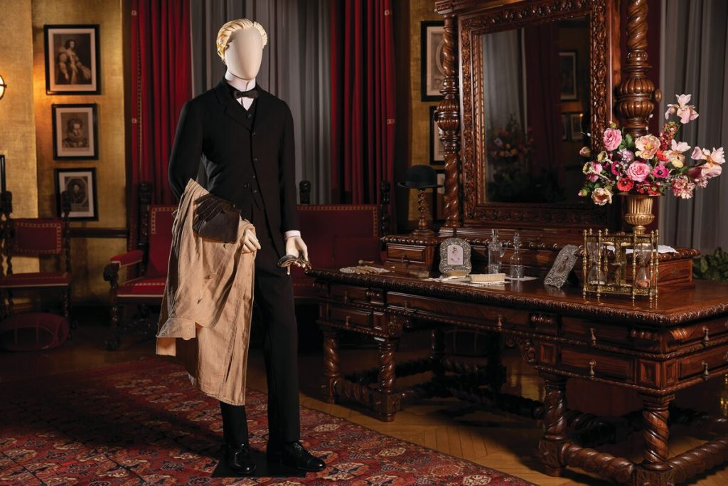 Biltmore - role of the valet and lady's maid