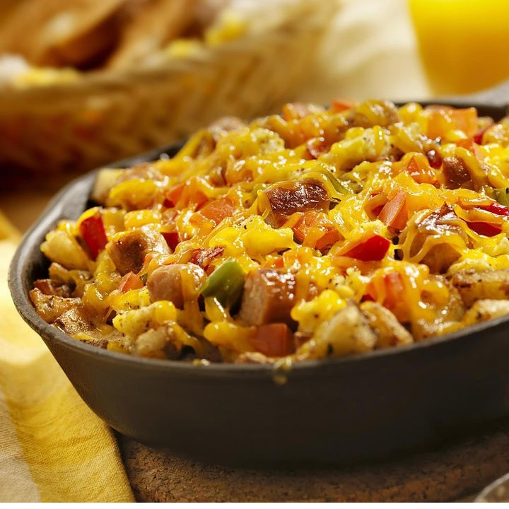 Southwest Crockpot Breakfast Recipe
