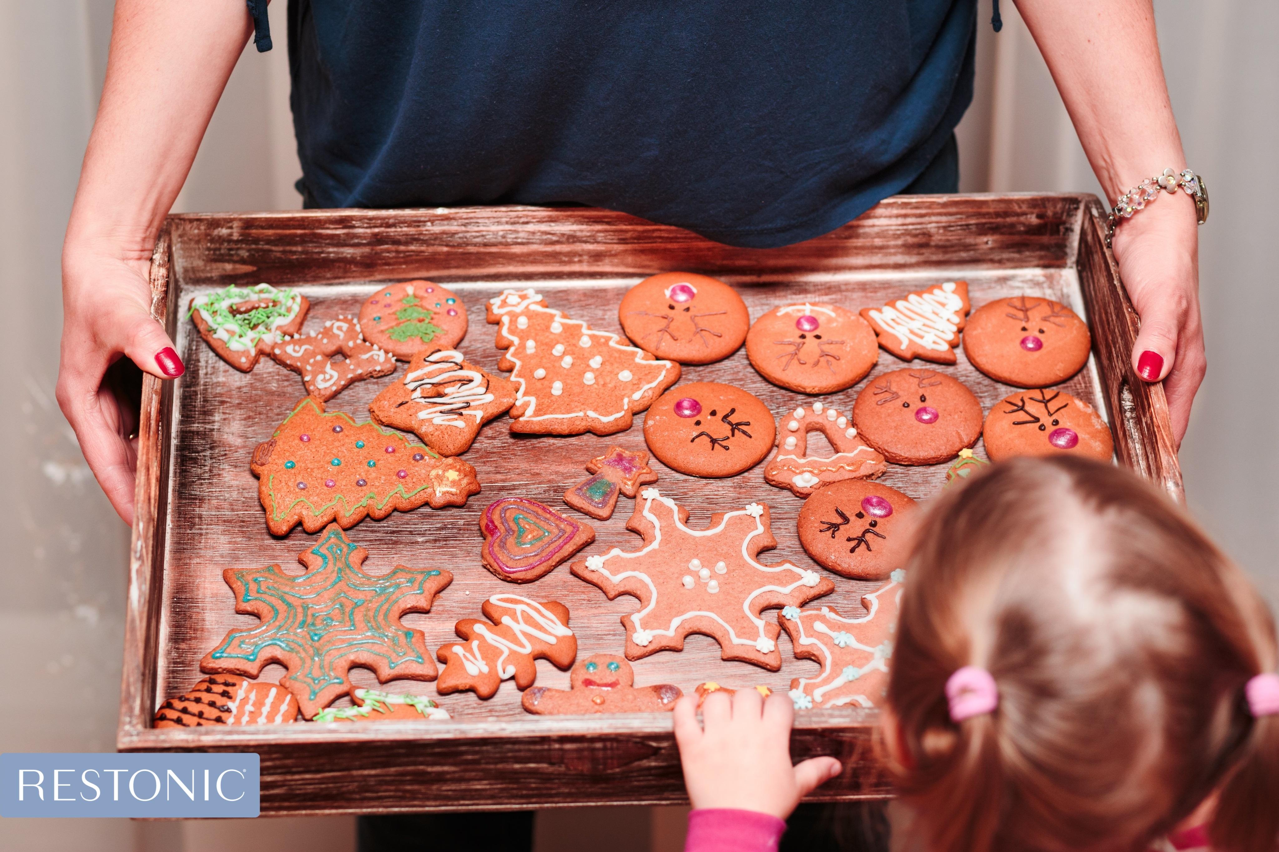 Prázdninová výměna cookies