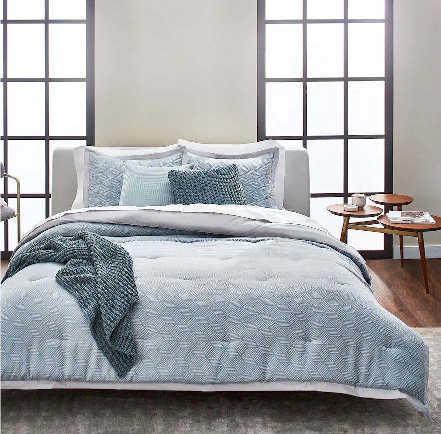 Scott Living Oasis Empire Woven Comforter Set