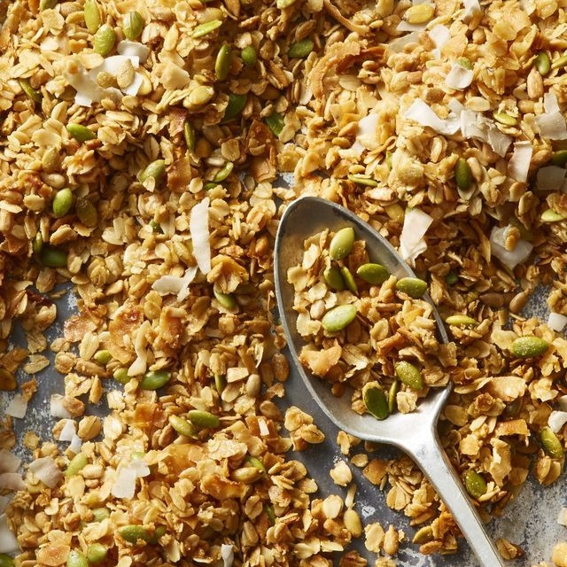 Best Ever Granola Recipe