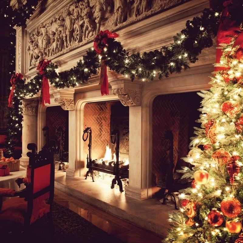 Biltmore Banquet Hall Fireplace