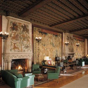 Biltmore Tapestry Gallery Fireplace