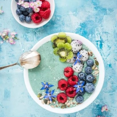 mermaid smoothie bowl recipe