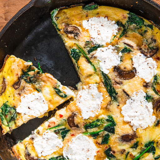 easiest ever frittata recipe