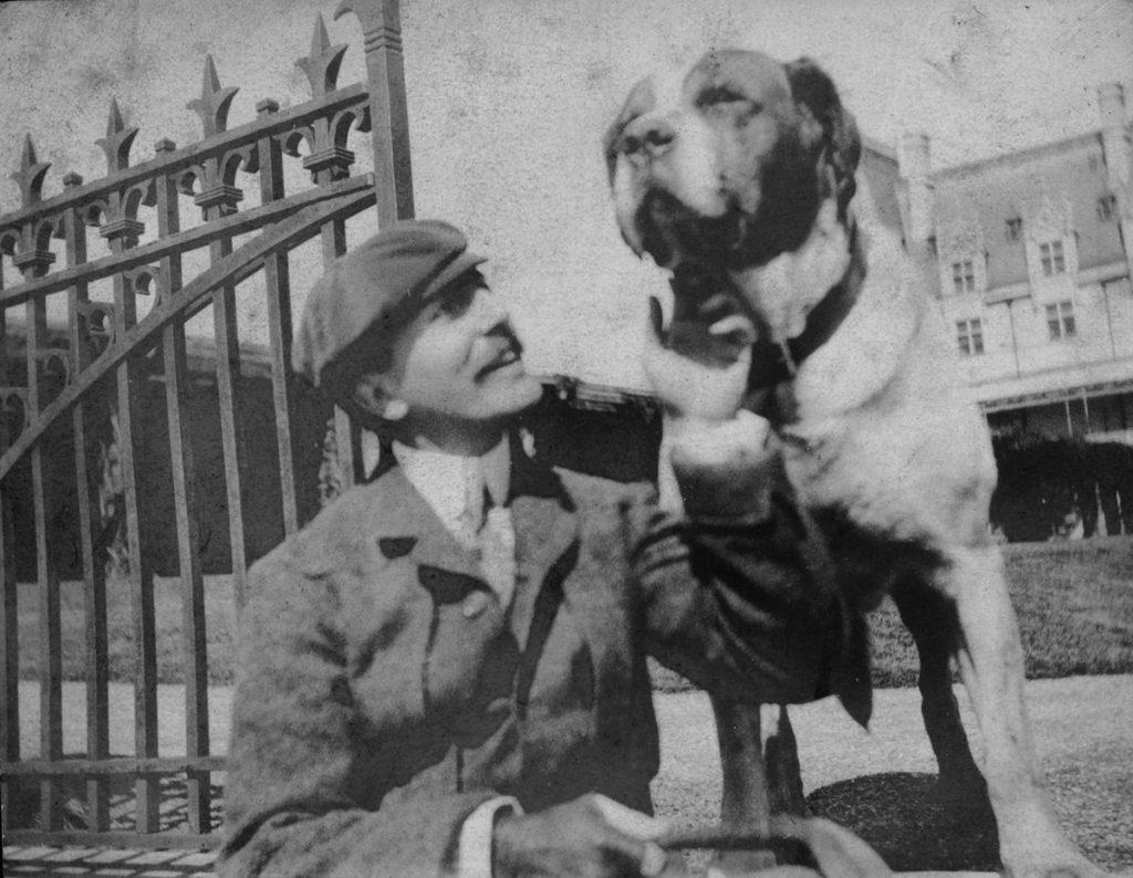 George Vanderbilt and Cedric