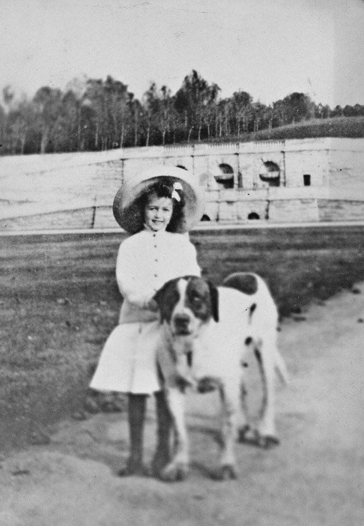 Cornelia Vanderbilt and Cedric
