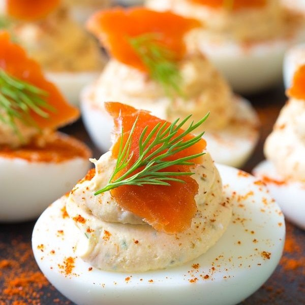 Deviled Egg-Stravaganza Recipe