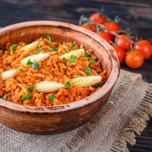 Recept na misku na rýžovou snídani