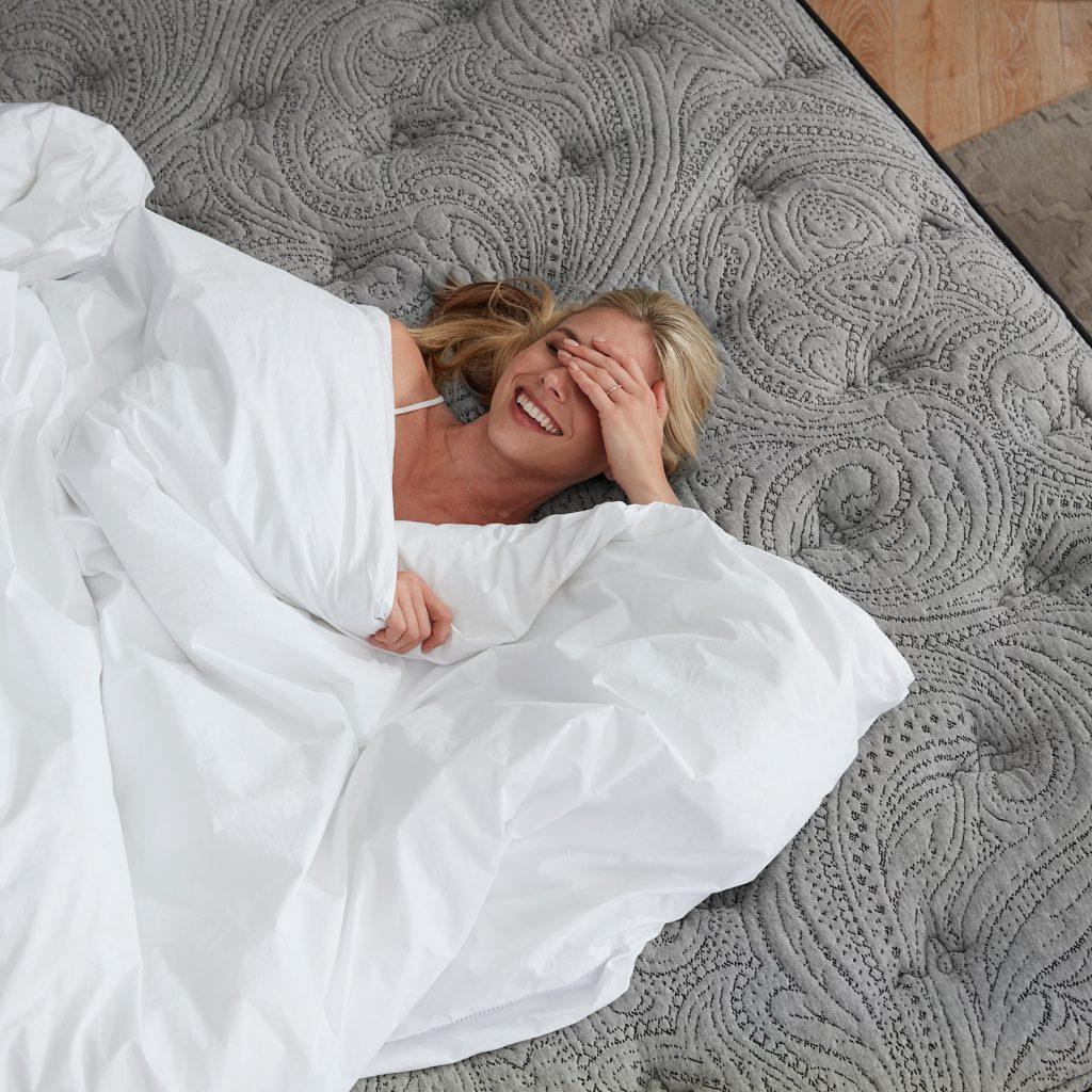 Focus on comfort in your bedroom