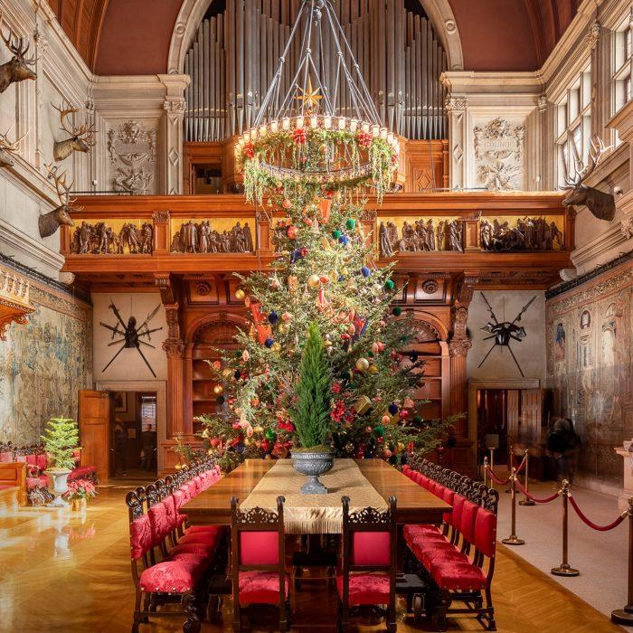 Biltmore Vánoce