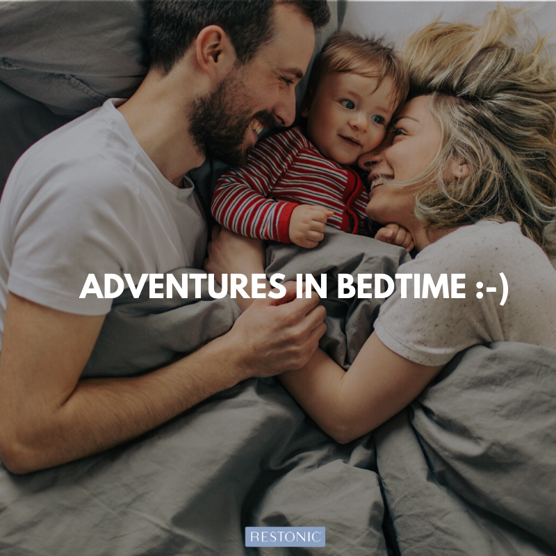 Sleep News – Let There Be Sleep for Parents, Babies & Children