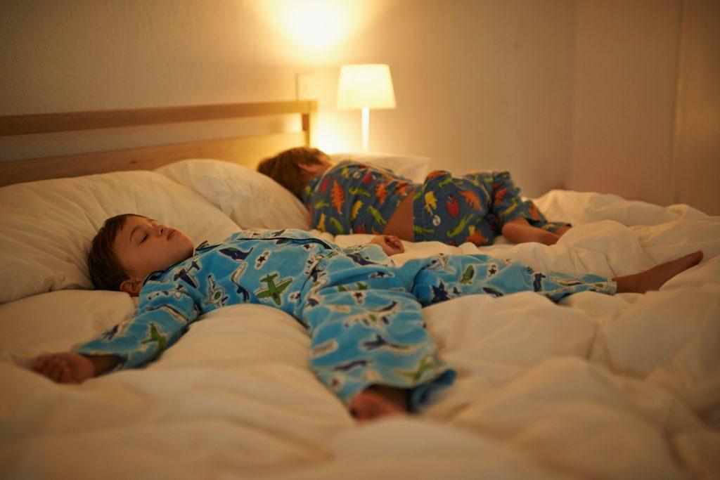 Feel-good news for back sleepers