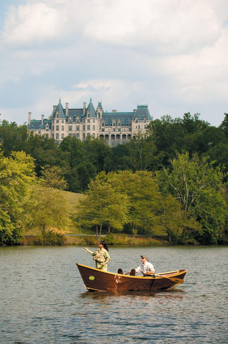 Lesy Biltmore® - Živé dědictví George Vanderbilta