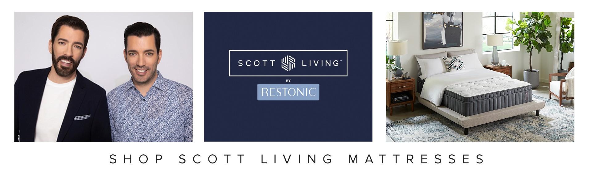 Nakupujte matrace Scott Living