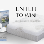 Enter to win our Biltmore® Mattress Contest now!