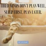 8 Reasons to Get More Sleep!