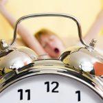 wake up to better sleep
