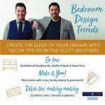 Bedroom Design Trends-Scott Living Home