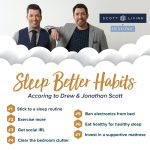 Sleep Better Habits - Scott Living