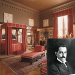 George Vanderbilt bedroom - Biltmore