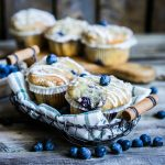 The best blueberry muffin recipe.